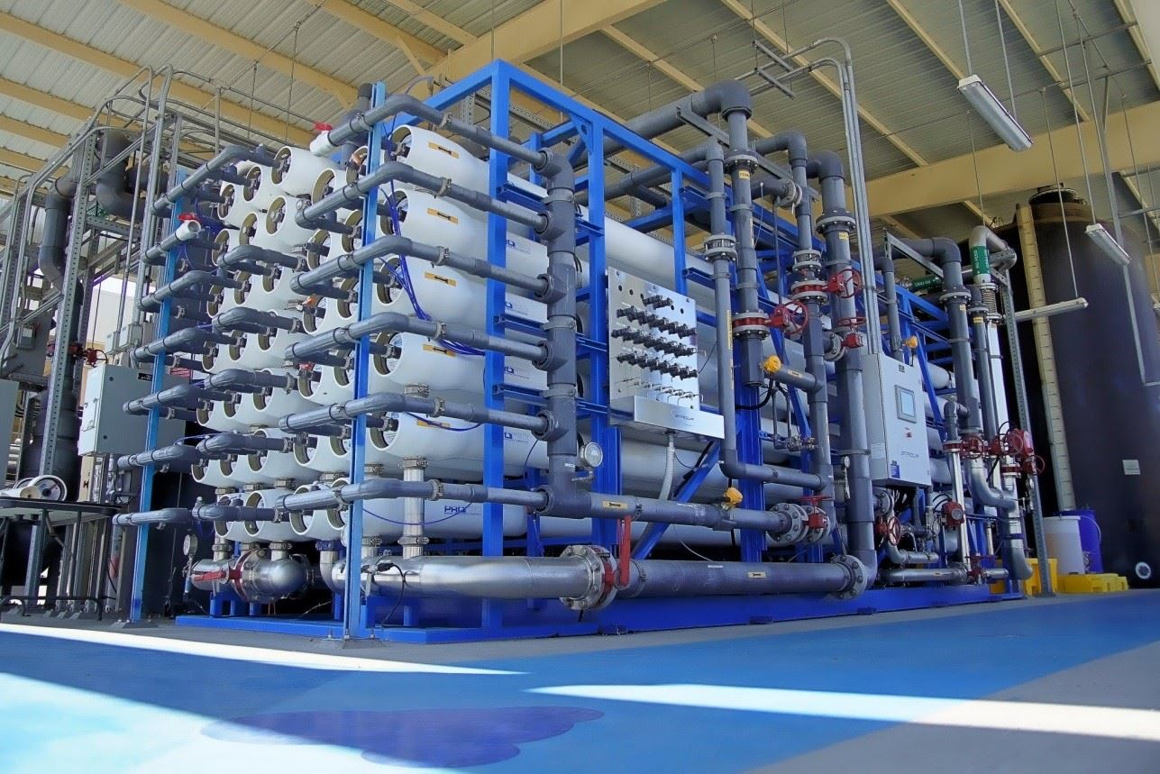Pure Water Facility
