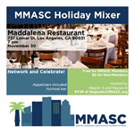 Joint Event - Regions 5 & 6 Holiday Mixer Flyer